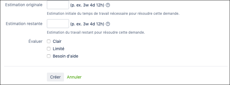 A rendered example of a Translate Fields checkbox, using French.